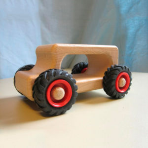 Coche Oldie Madera