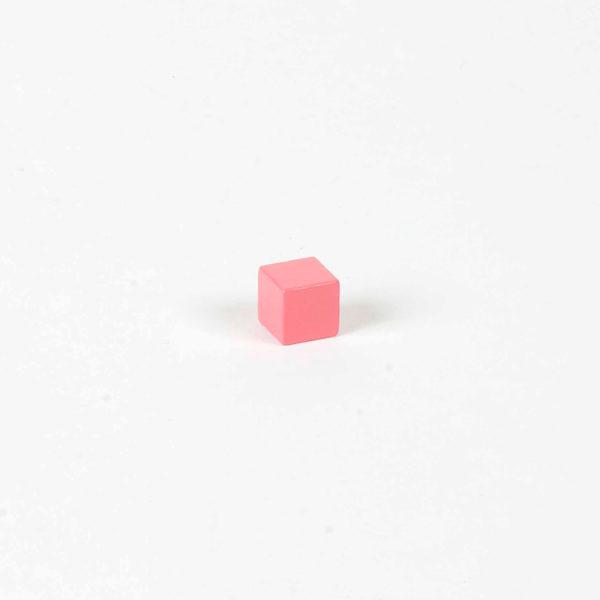 Torre Rosa: Cubo 1x1x1