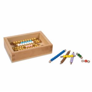 Caja de Perlas para Tablas de Seguin 11-19