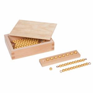 Caja de Perlas Tablas de Seguin 1-99