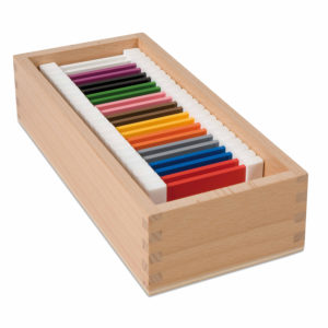 Caja de Color 2 Montessori