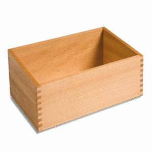 Caja para Letras Papel de Lija