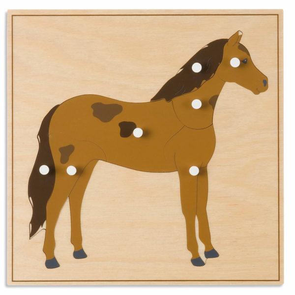 Puzzle Animal - Caballo