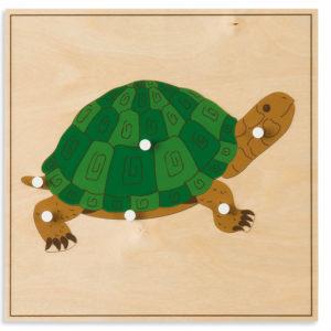 Puzzle Animal - Tortuga