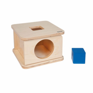 Caja de Permanencia-Cubo