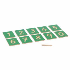 Formas de números-Versión Internacional