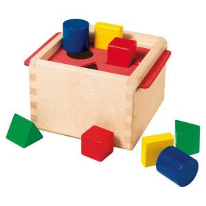 Caja de Formas
