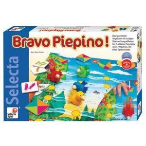 Juego Bravo Piepino