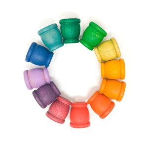 Mates en Colores