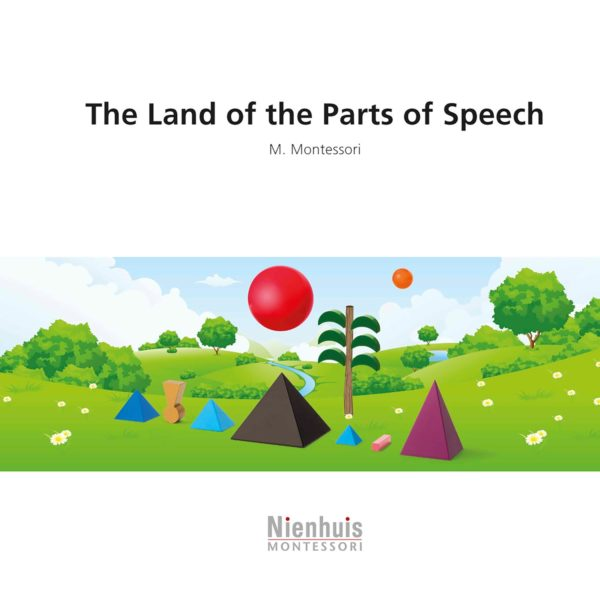 The Land Of The Parts Of Speech