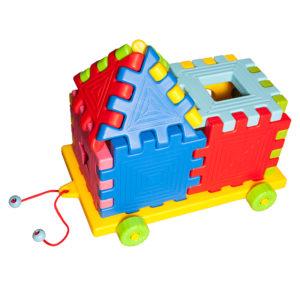 Carrito Puzzle