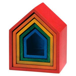 Casas de arco iris