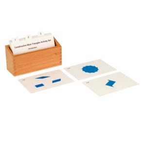 Set Actividades 12 Triangulos Azules