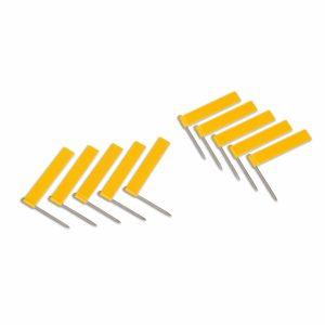 Banderas Extra (10): Amarillo